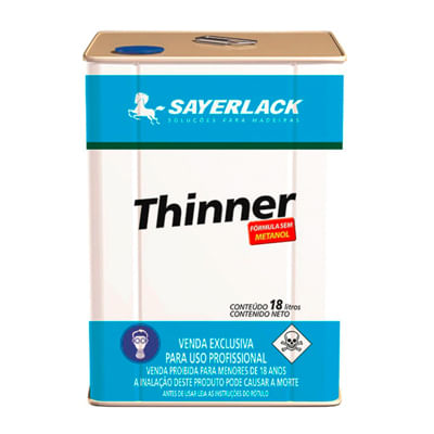 THINNER-SAYERLACK-18LTS